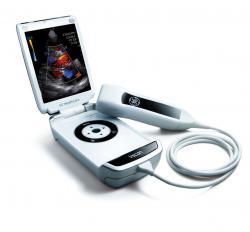 GE Vscan ultrasound device
