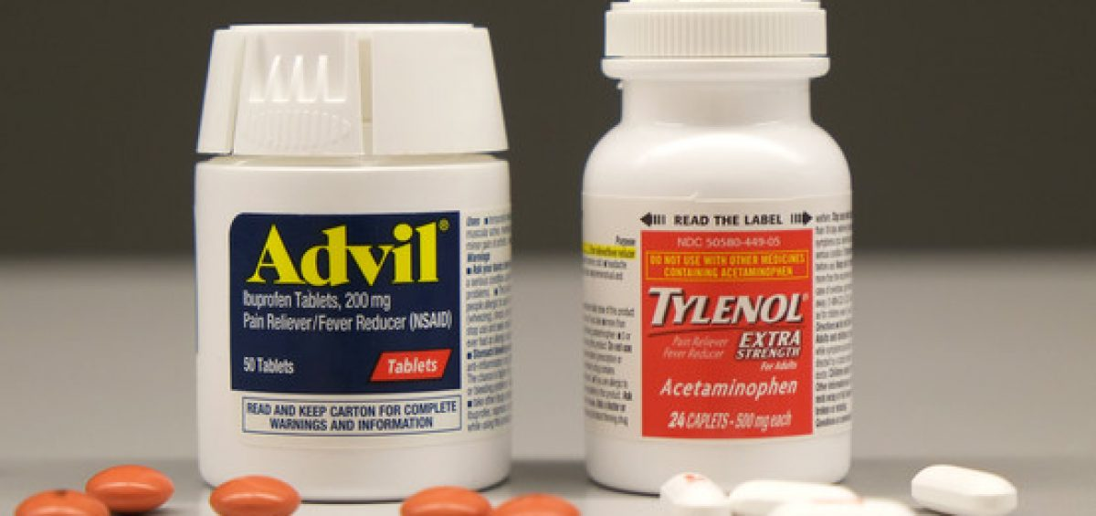 Combination of acetaminophen and ibuprofen for acute extremity pain